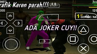 Download DefJam Mod PPSSPP  FULL CHARACTER