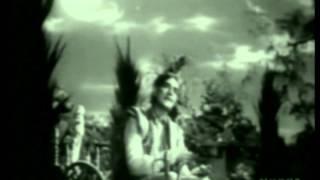 Ae Dil - E - Beqarar Jhoom - K L Saigal - Ragini - Shahjehan - 1946 - Bollywood Vintage Songs