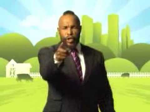 Quit your jibber jabber says Mr. T! I Pity The Fool