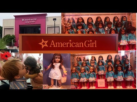 American Girl Boutique And Bistro,  Dallas, TX