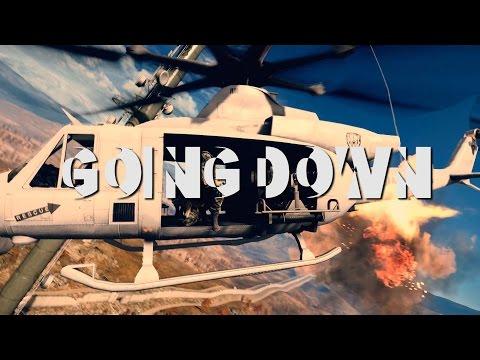 Going Down (Parody) Battlefield 4 Music Video