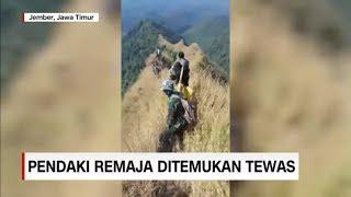 Thoriq, Pendaki Remaja Yang Hilang di Bukit Piramid Ditemukan Tewas