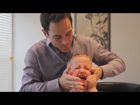 Dr. Ian - Jaw MANIPULATION on CHILD Post...