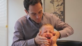 Download Video Dr. Ian - Jaw MANIPULATION on CHILD Post TRAUMATIC Fall - FIXED by Gonstead Chiropractic MP3 3GP MP4