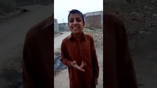 Funny clip boy