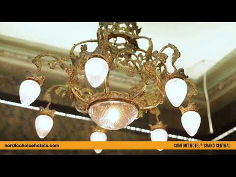 Comfort Hotel® Grand Central