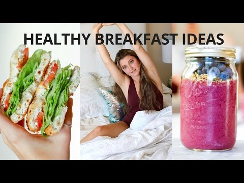 EASY VEGAN BREAKFAST IDEAS FOR SCHOOL & WORK