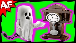 Ghost Grandfather Clock 30201 Lego Monster Fighters Animated Review