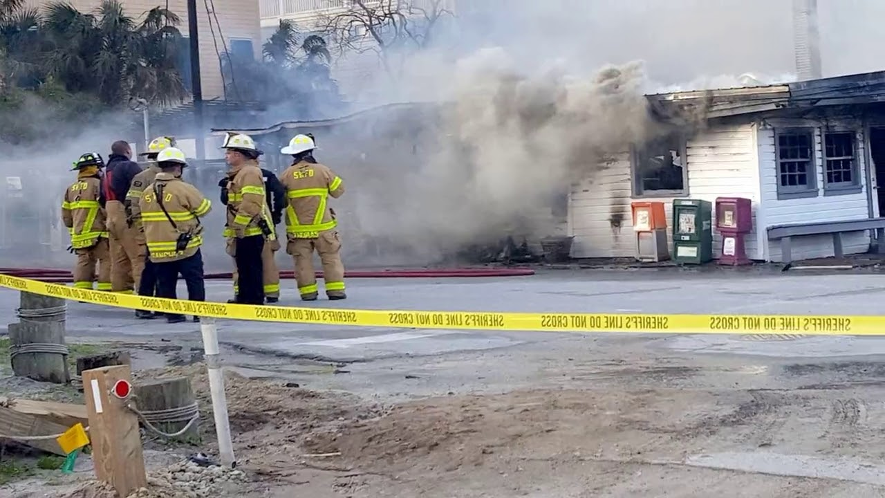UPDATE: Famed Red Bar restaurant in Grayton Beach a total loss, no injuries ...