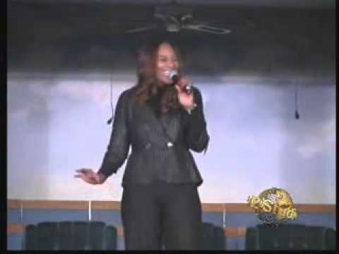 OnTimeTV - Celebrity Spotlight - Yolanda Adams