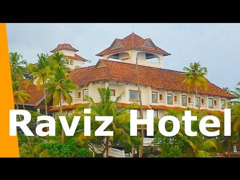 Kerala India Raviz Hotel