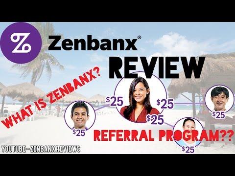 Zenbanx Review - What Is Zenbanx? - Best Refer A Friend Program Explained