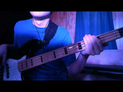 The Head and the Heart - Lost in My Mind (Bass Cover)