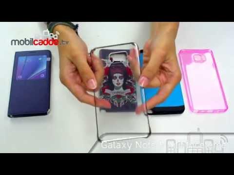 Samsung Galaxy Note 5 Kılıf İncelemesi