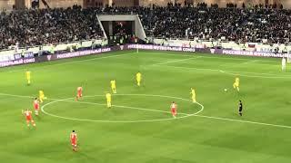 Вся атмосфера матча Россия - Швеция. 11 октября 2018