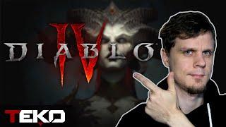 Co sądzę o Diablo IV - Przyszłość Kanału