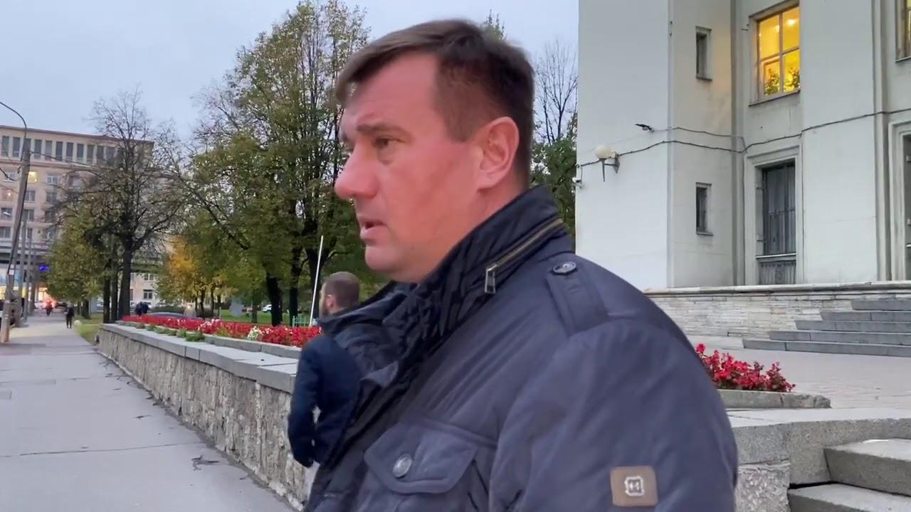 Гульчук оценил подготовку Невского района СПб к зиме – другие проблемы побоку