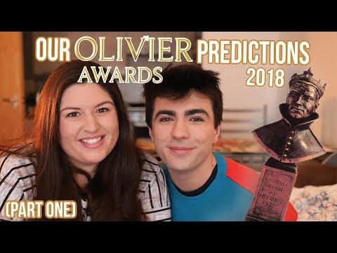 Our OLIVIER AWARDS Predictions 2018 🏆 Part 1 (Rukaya Cesar & Shaun Nolan)