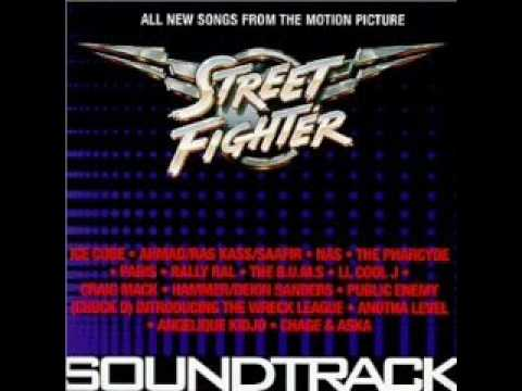 street fighter movie ost youtube