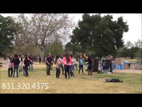 sonido el picudo en toro park de salinas ca  2014