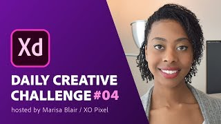 Adobe XD Daily Creative Challenge #04