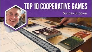 My Top 10 Favorite Cooperative Games