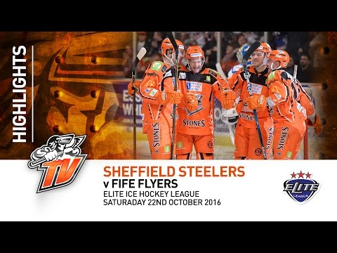 Sheffield Steelers v Fife Flyers - EIHL - Saturday 22nd October 2016