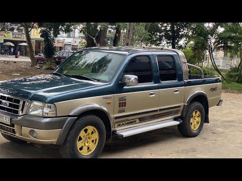 Ôtô cũ,tập lái,giá rẻ,Ford Ranger,bán tải,máy dầu 2003 ,xe 2 cầu XLT,lh 0977578507