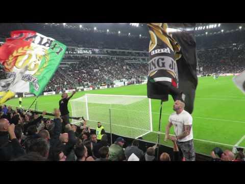 Juventus vs Udinese 2-1  15/10/2016 Curva  Sud