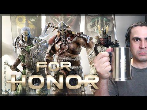 Ο ΠΙΟ ΓΑΜΑΤΟΣ ΙΠΠΟΤΗΣ! (For Honor)