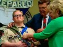 Man With Down Syndrome Receives Eagle Scout Honor