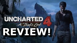 Uncharted 4: A Thief's End Review! (PS4)