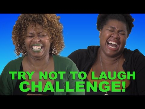 GloZell's Try Not to Laugh Challenge