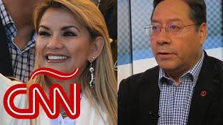 """Luis Arce tras anuncio de Jeanine Áñez: """"Es difícil que haya elecciones limpias en Bolivia"""""""