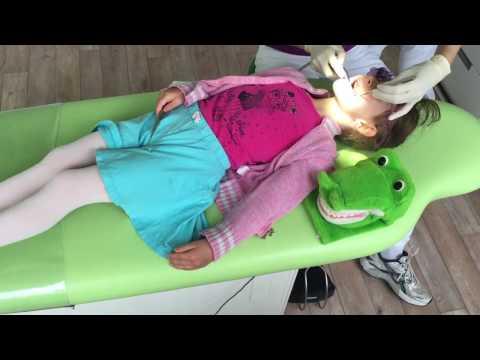 детский зубной врач в Германии