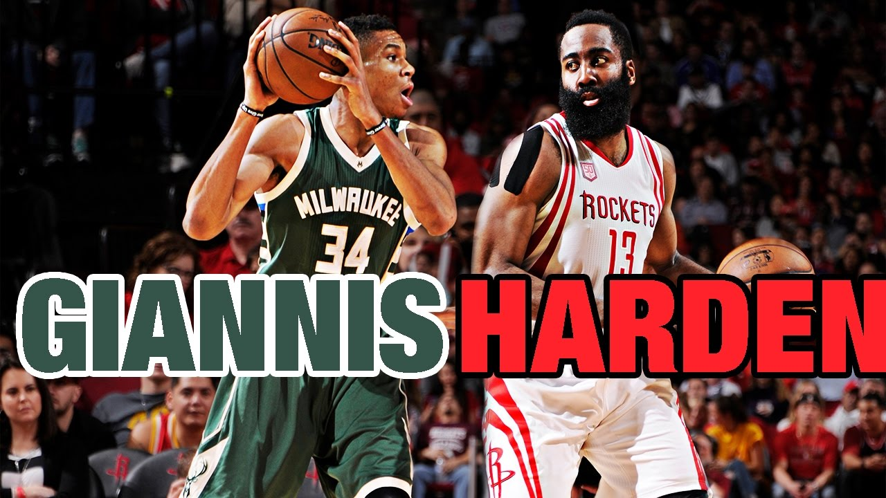 863ea5d36643 Harden Out Duels Giannis in Houston