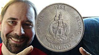 Vanuatu 20 Vatu 1983 Coin