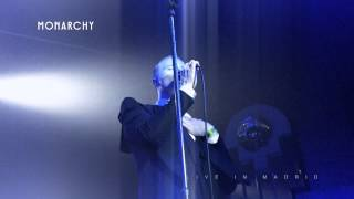 MONARCHY - Disintegration - On Tour Live In Madrid
