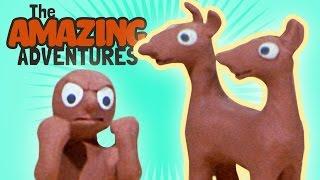 Kijk Amazing adventures - Onzichtbare Morph filmpje