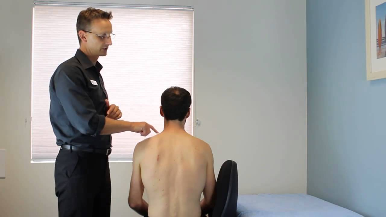 How To Relax Tight And Sore Upper Back Neck Muscles Physio