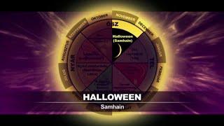 Az Évkör ünnepei - Halloween (október 31. - november 1.)