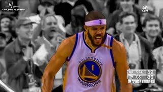 JaVale McGee will have a monster night to answer Shaq