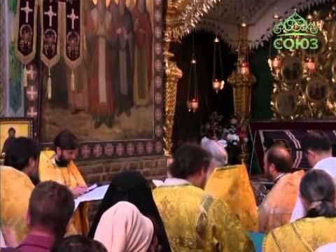 Усыпальница святителя Луки Крымского в Симферополе