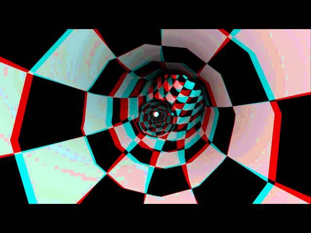 3Dвидео-ролик дискотека (анаглиф)   3D Disco Video (anaglif) ccb53938511bc