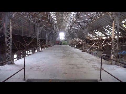 Urban Exploration: Abandoned Westinghouse Electric Corp. Cleveland, Ohio