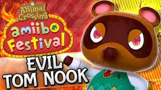 Animal Crossing: Amiibo Festival - EVIL TOM NOOK