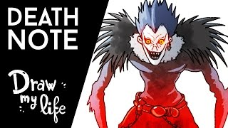 La HISTORIA de DEATH NOTE - Movie Draw