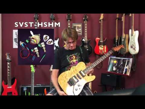 Electric Ed Demos the Terminator HSH and 5/3 Modified Systems
