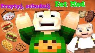Minecraft z modami #119 - Przytyj, schudnij - Fat Mod