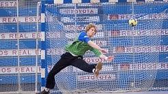 Handball lernen - Der Torwart